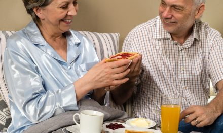 A Senior's Guide to Good Nutrition