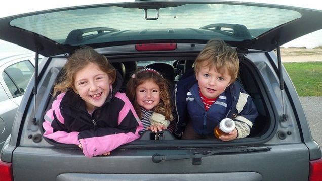 Using Patience For Traveling With Kids