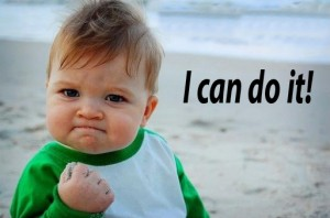 Your I Can Do It Attitude